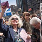 Bombardier: la colère continue son envol