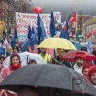 1er mai: Travailleuses et travailleurs marchent dans Côte-des-Neiges