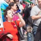 Les syndicats sortent pour le 1er mai